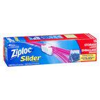 Ziploc Slideloc Storage Bag - Large - 15's