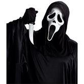 Halloween Ghost Face Mask Set