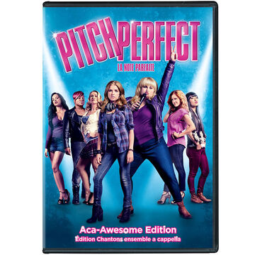 Pitch Perfect - Sing-Along Aca-Awesome Edition - DVD