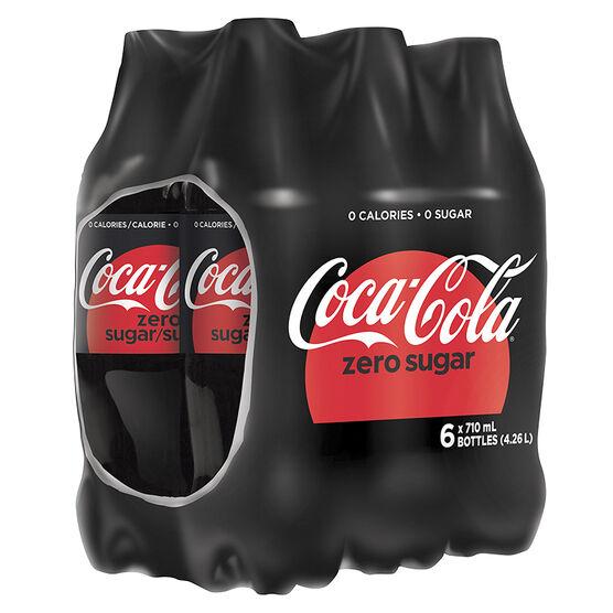 [Shoppers Drugmart]$1.99 each 6 x 710 ml soda, selected varieties