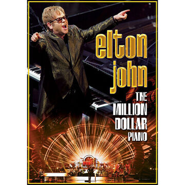 Elton John - The Million Dollar Piano - DVD