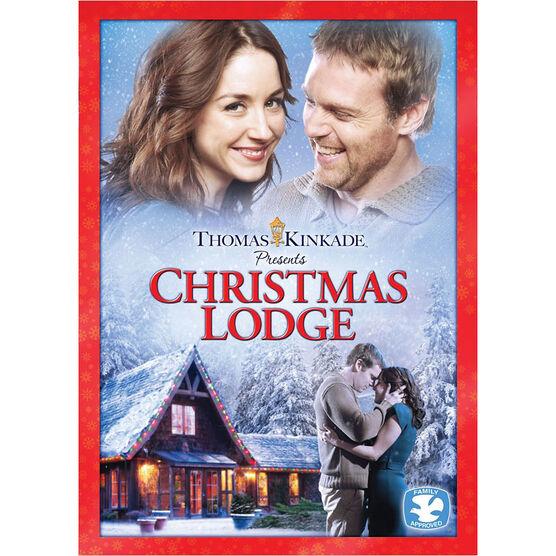 Christmas Lodge - DVD
