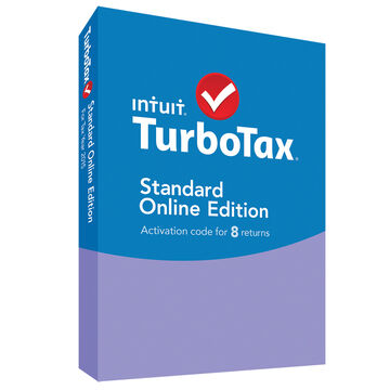 Intuit TurboTax Mac for Tax Year 2015 - 8 Returns