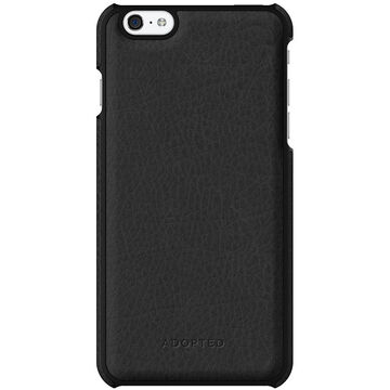 Adopted Leather Case for iPhone 6 Plus - Black - APH13126