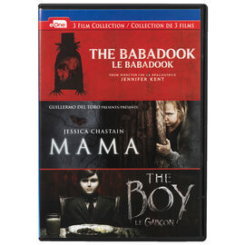 The Babadook / Mama / The Boy - DVD