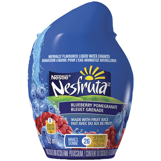 Nestle Nesfruta Drops - Blueberry Pomegranate - 52ml