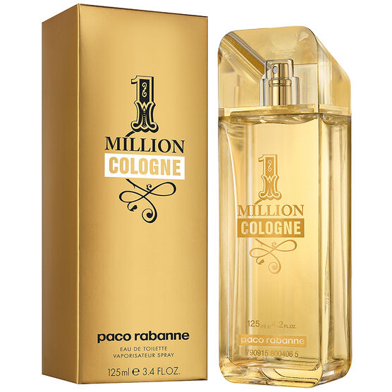 Paco Rabanne 1 Million Cologne Eau de Toilette - 125ml