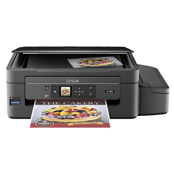Epson Expression ET-2550 EcoTank All-in-One Printer - C11CE91201