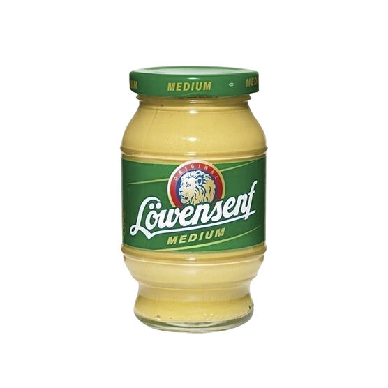 Lowensenf Mustard - Medium - 250ml