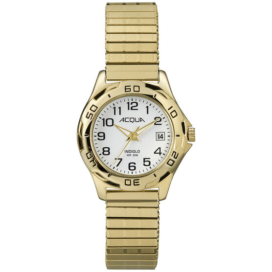 Timex Acqua Mid Size Analogue Watch - Gold - A3C74970