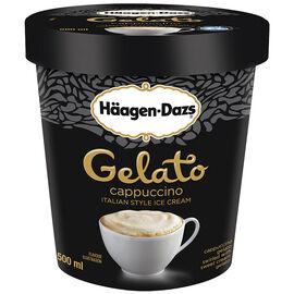 Haagen-Dazs Ice Cream - Gelato Cappuccino - 500ml