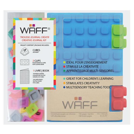 WAFF Combo Journal - Blue