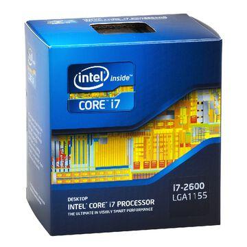 Intel Core I7-2600 3.40GHz