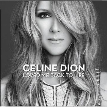 Celine Dion - Loved Me Back To Life - CD