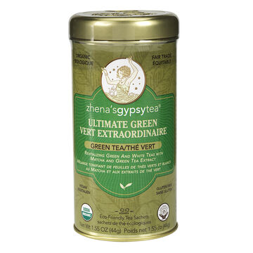 Zhena's Ultimate Green Tea - 22's