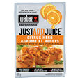 Weber Just Add Juice Marinade Mix - Citrus Herb - 32g