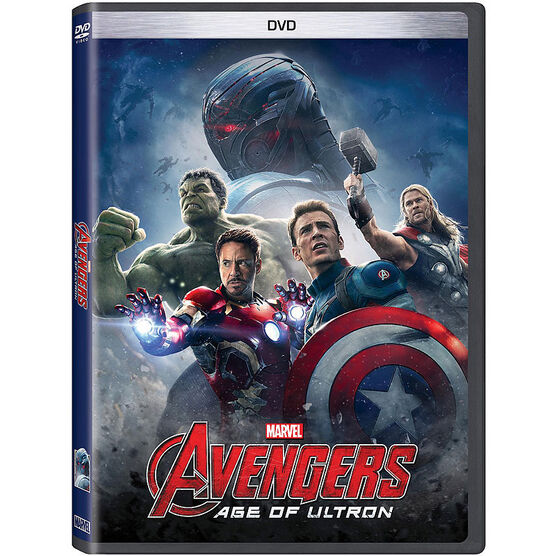 Marvel's The Avengers: Age of Ultron - DVD