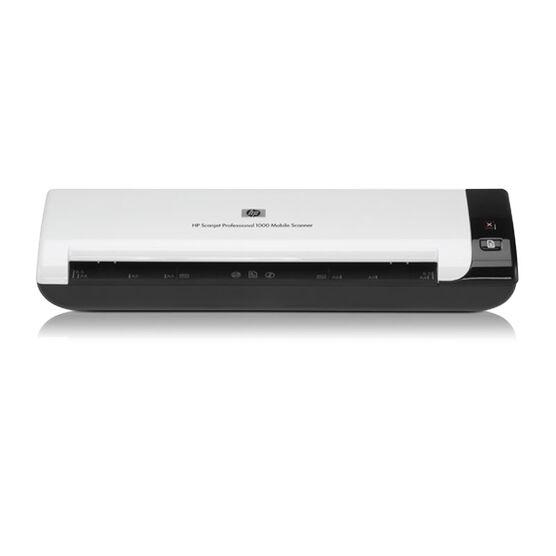 HP Scanjet Professional 1000 Mobile Scanner - L2722A#BGJ