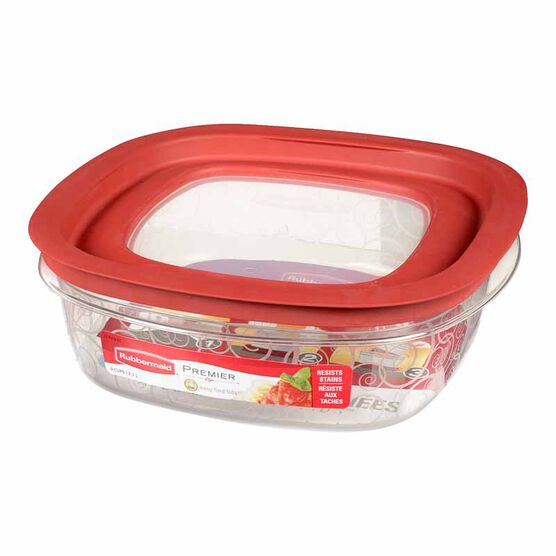 Rubbermaid Premier Square - 2.1L