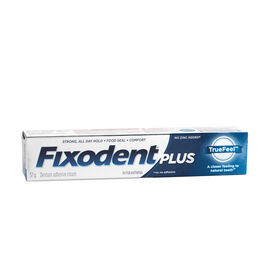 Fixodent Plus True Feel - 57g