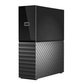 Western Digital My Book 3TB External Desktop Hard Drive - WDBFJK0030HBK-NESN