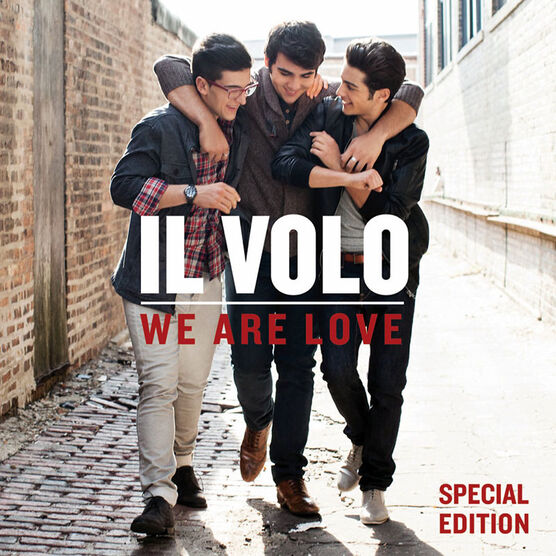 Il Volo - We Are Love (Special Edition) - CD