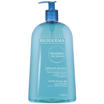 Bioderma Atoderm Gentle Shower Gel - 1L