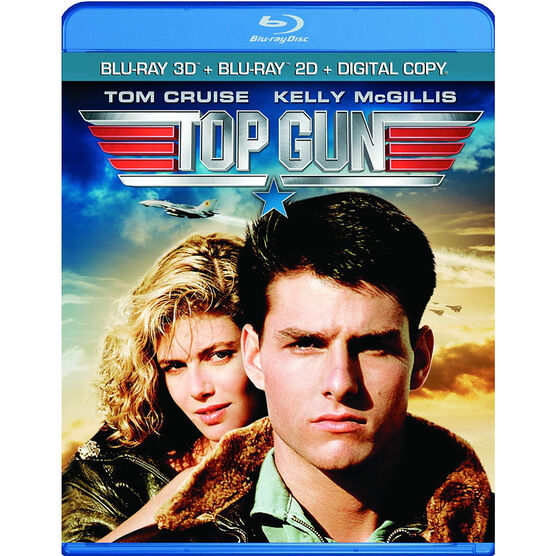 Top Gun 3D - 3D Blu-ray + Blu-ray + Digital Copy