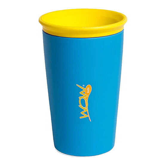 Wow Kids Drinking Cup - Blue - 266ml