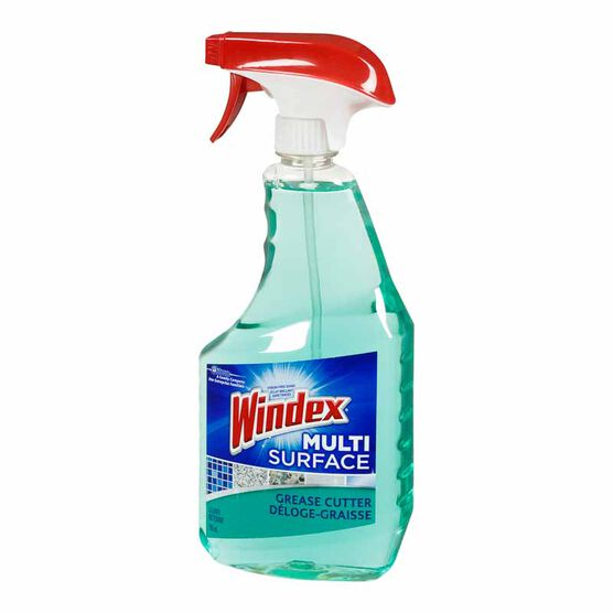 Windex Trigger Multi-Surface Cleaner - 765ml