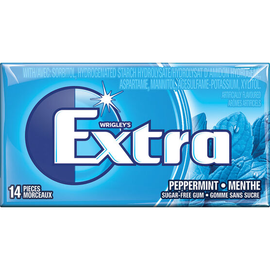 Wrigley Extra Gum Megapack - Assorted Flavours