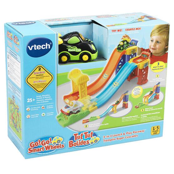 Vtech go go smart wheels 3 in 1 raceway london drugs for Bureau vtech 3 en 1