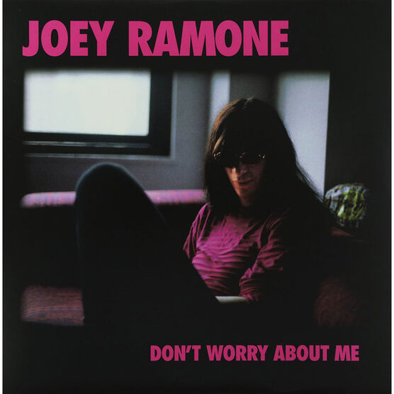 Joey Ramone - Don't Worry About Me - Vinyl