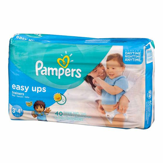 Pampers Easy Ups - Boys - 3T-4T - 40's/Mega