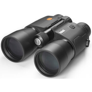 Bushnell 12x50 Fusion Binocular and Laser Rangefinder In One - 20-2312