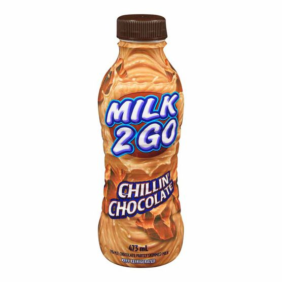 Dairyland Milk 2 Go - Chocolate - 473ml