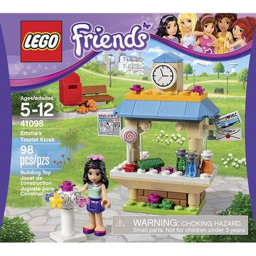 Lego Friends - Emma's Tourist Kiosk - 41098