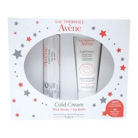 Avene Cold Cream Lip Balm Set - 2 piece