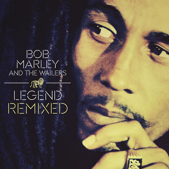 Bob Marley - Legend (Remixed) - CD