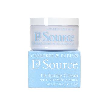 Crabtree & Evelyn La Source Hydrating Cream - 200g