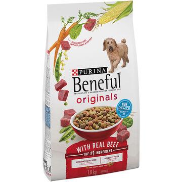 Purina Beneful Dry Dog Food - 1.8kg