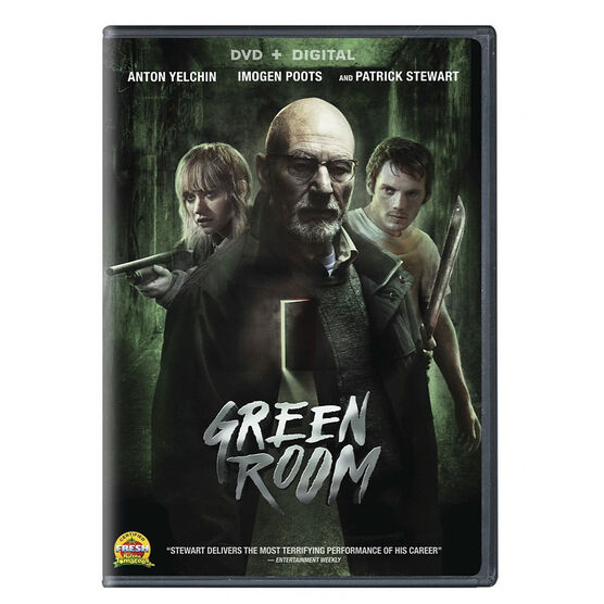 Green Room - DVD Combo
