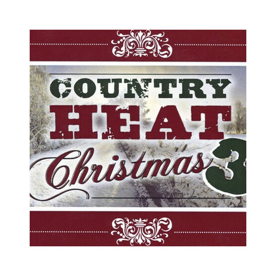 Various Artists - Country Heat Christmas 3 - CD
