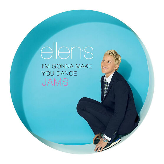 Various Artists - Ellen's I'm Gonna Make You Dance Jams - CD