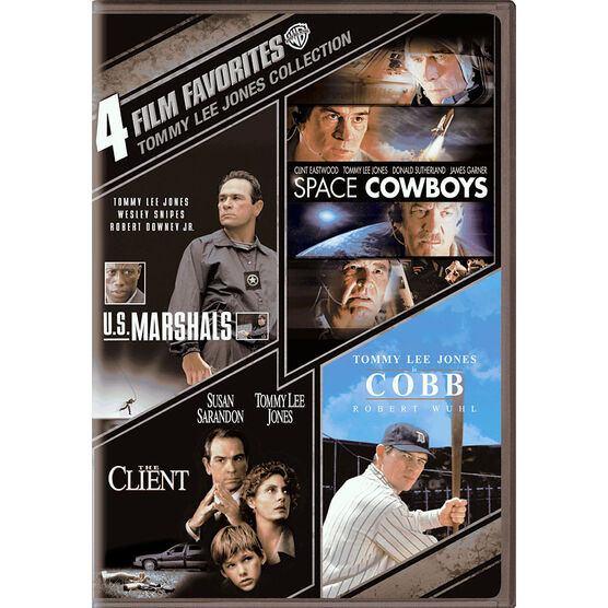 4 Film Favorites: Tommy Lee Jones Collection - DVD