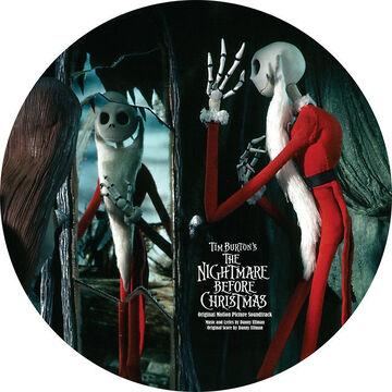 Soundtrack - Nightmare Before Christmas - 2 LP Vinyl