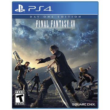 PRE-ORDER: PS4 Final Fantasy XV