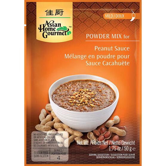 Asian Home Gourmet Sauce Mix - Peanut - 50g