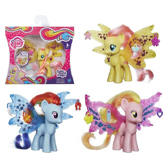 My Little Pony Cutie Mark Magic Fashion Pony - Assorted