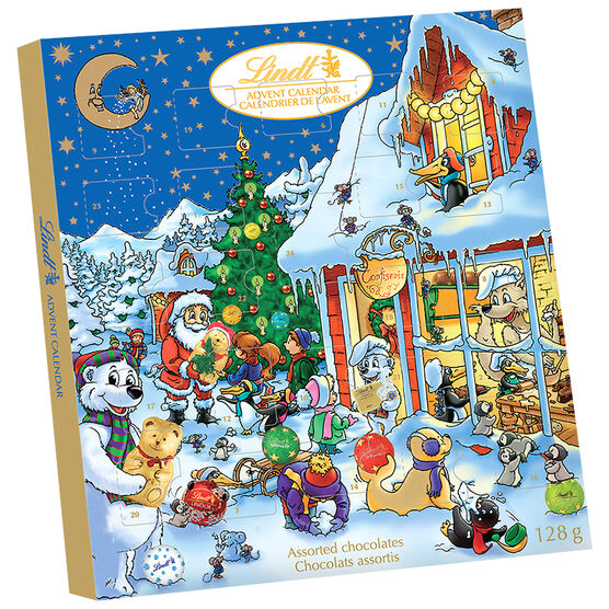 Lindt Advent Calendar - 128g
